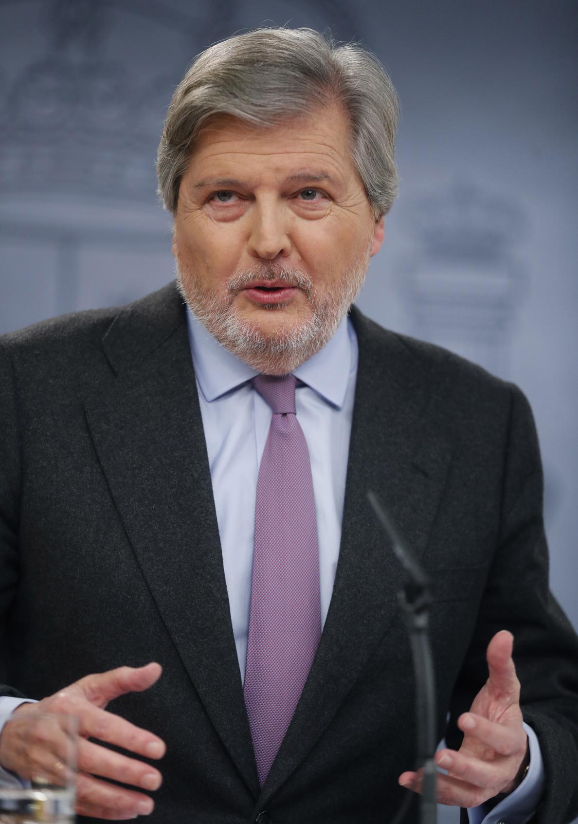 Méndez de Vigo: Los fiscales están sometidos a la independencia y a la jerarquía