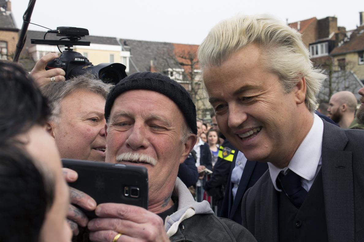 Europa salva en Holanda el primer match ball frente al populismo
