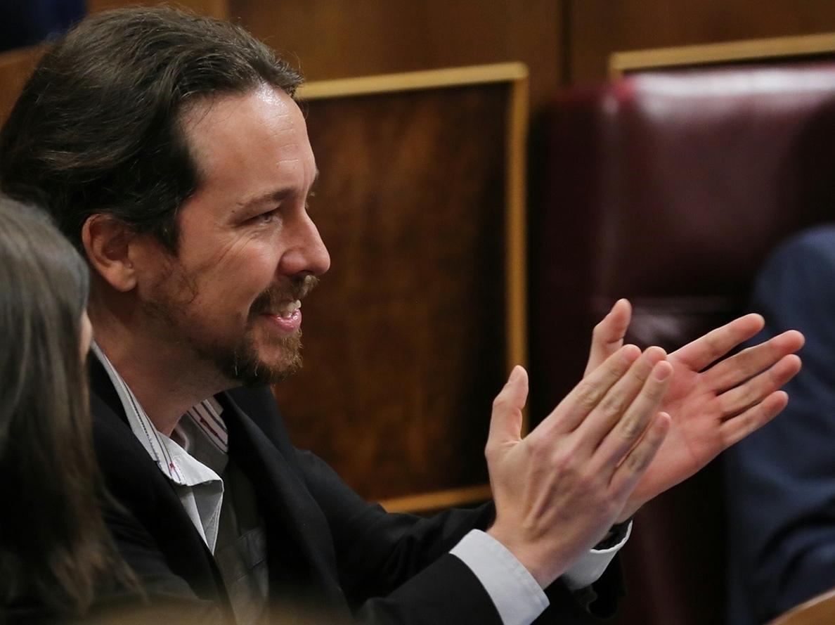 Los cuatro »zascas» de la carta del PSOE a Pablo Iglesias por la moción de censura