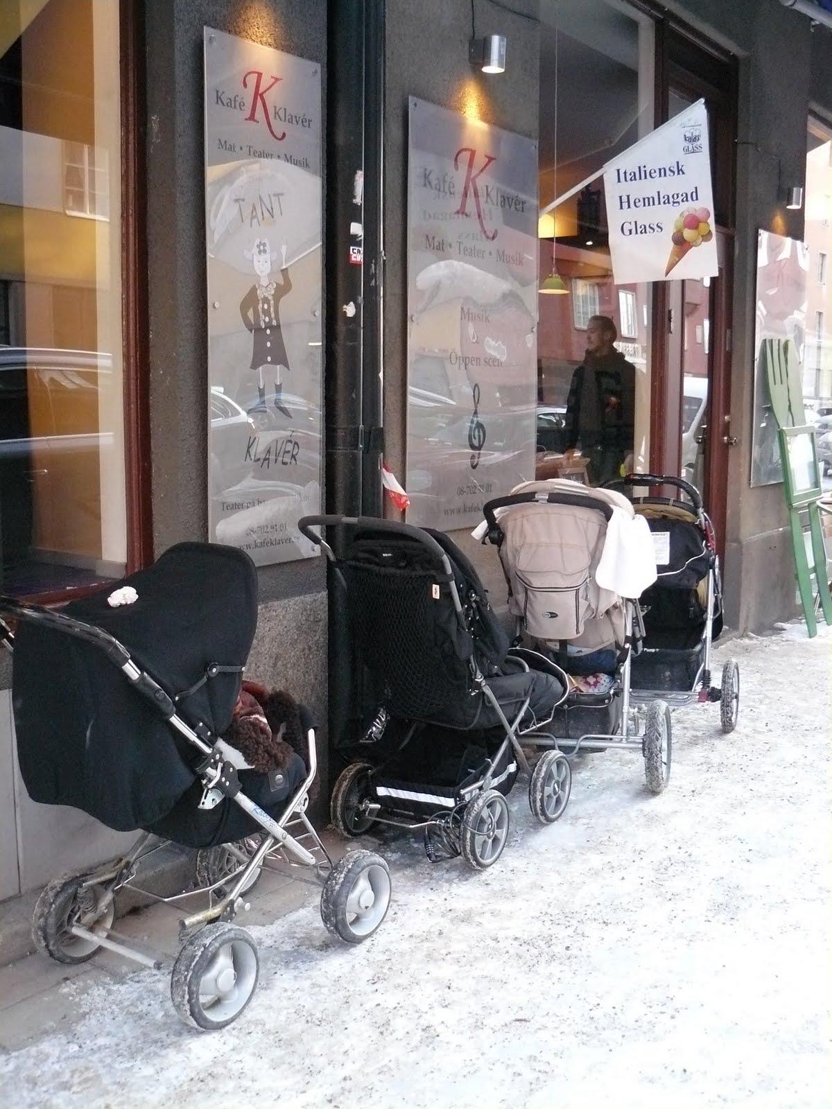 La siesta nórdica: ¿dejarías dormir a tu bebé en la calle a varios grados bajo cero?