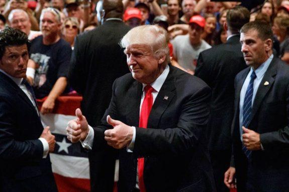 Así fue la reunión de Trump con el G7: «ahora lidera China»