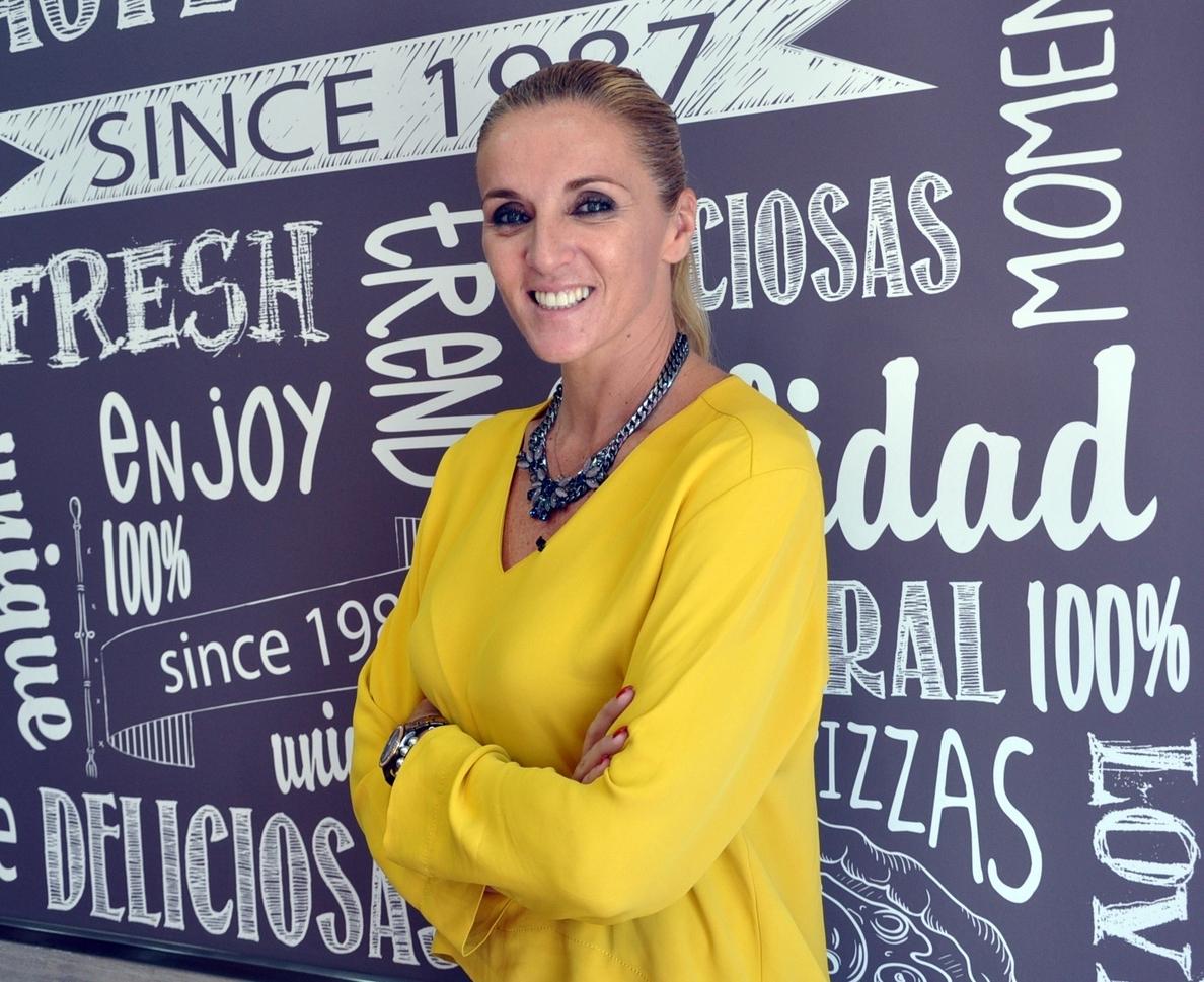 La nueva directora regional de Telepizza anuncia su expansión por latinoamérica