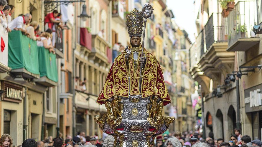 ¿Quién fue San Fermín? ¿Existió?