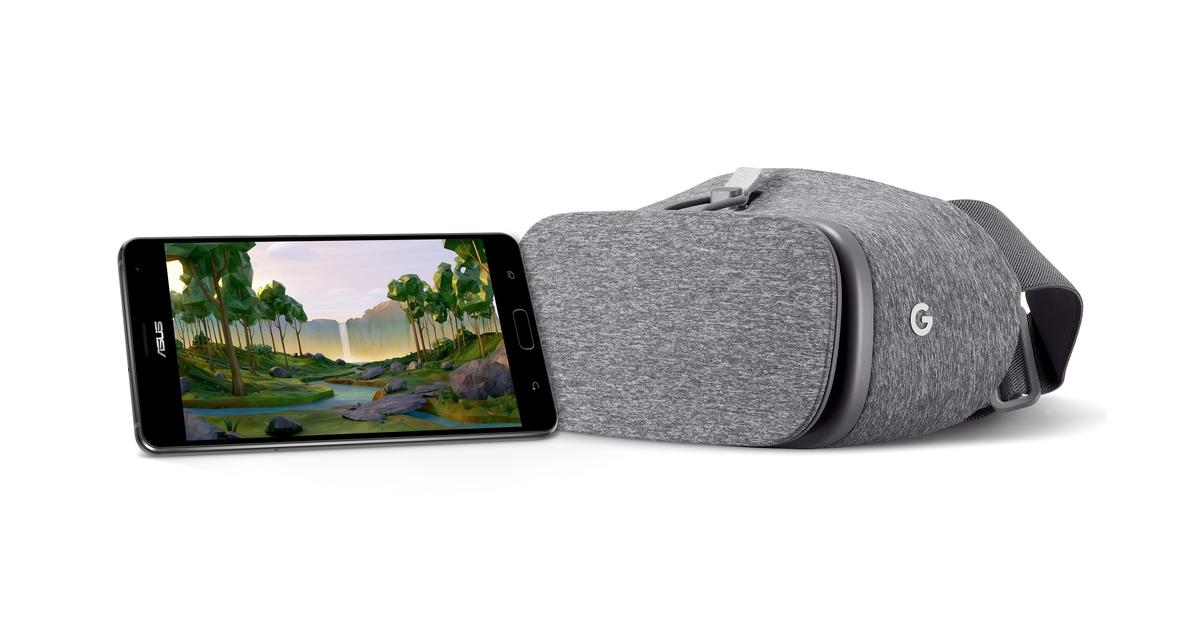 Asus presenta ZenFone AR, un »smartphone» con avanzadas tecnologías de realidad virtual y realidad aumentada