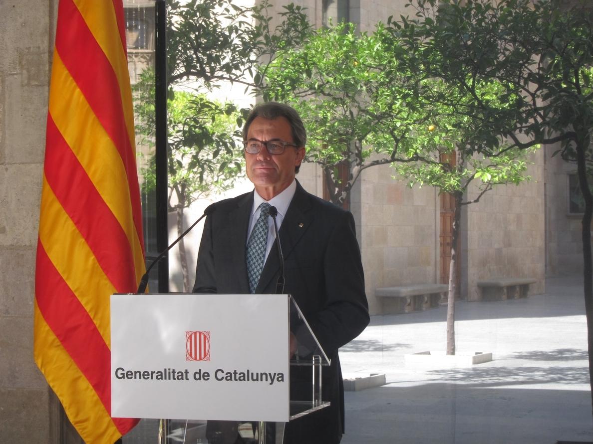 El Tribunal de Cuentas activa la investigación para reclamar a Artur Mas el dinero del 9N