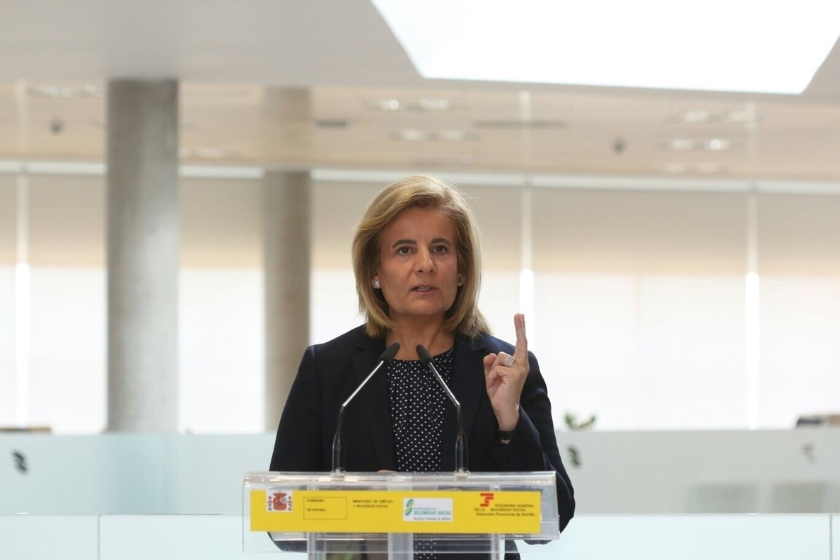 Báñez anuncia que España contará este año con 837 millones de euros más para la Garantía Juvenil