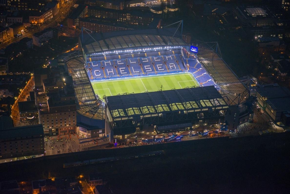 El Chelsea FC elige a Ericssson para suministrar WiFi gratis en su estadio
