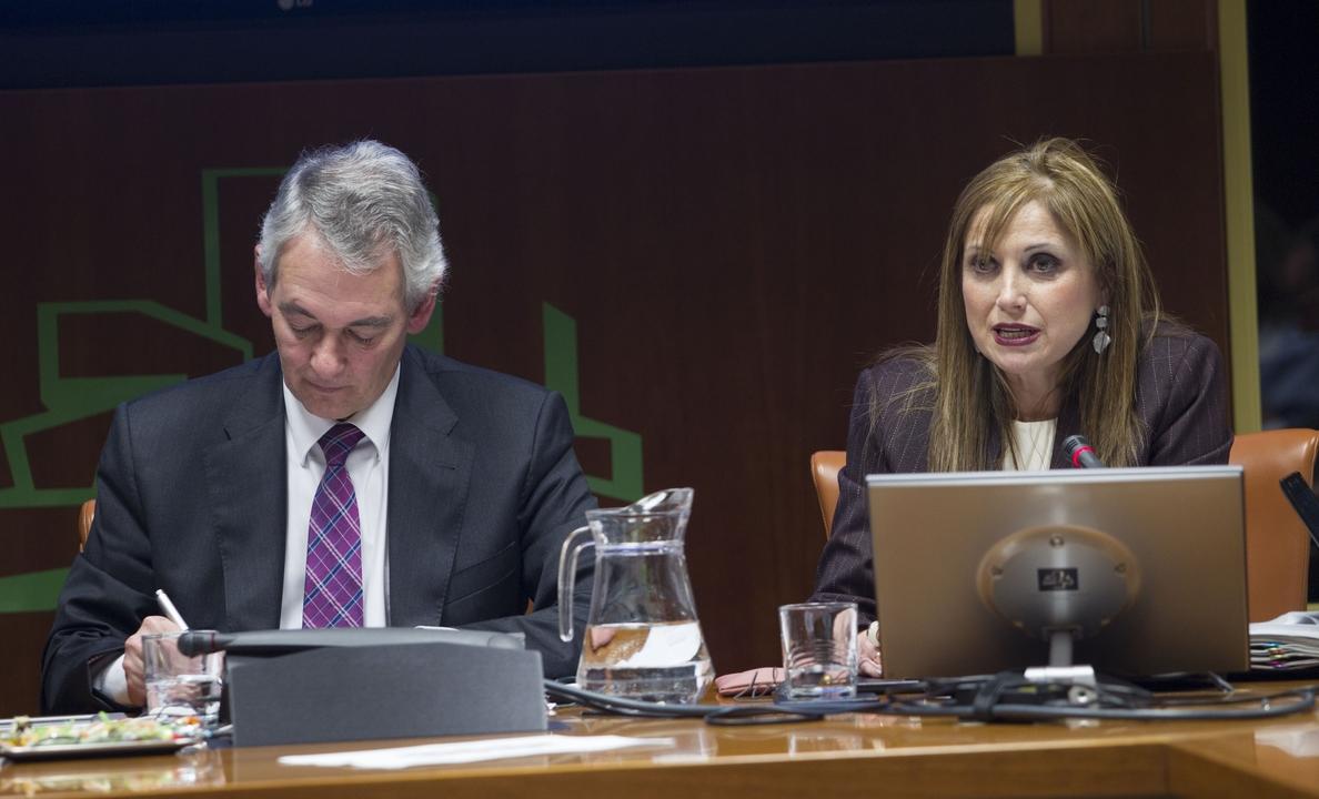 El Gobierno Vasco pide al central que «cumpla el Estatuto» y traspase la gestión de la SS porque no rompe la Caja Única