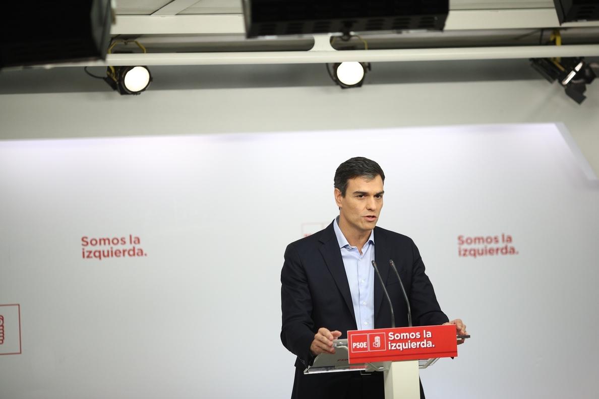 Pedro Sánchez «estudia» asistir al Congreso del PSPV y dependerá de la agenda política