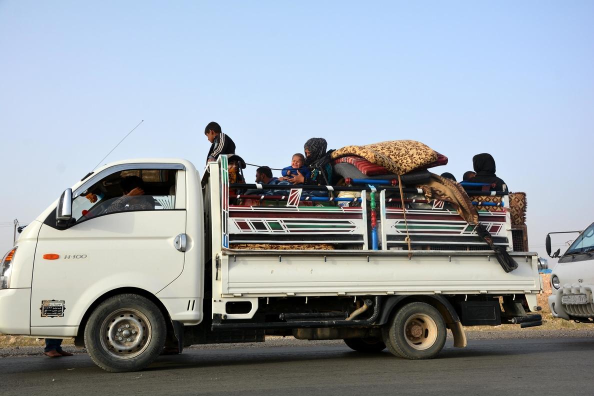 Al menos 38 muertos en choques entre facciones islámicas en el norte sirio