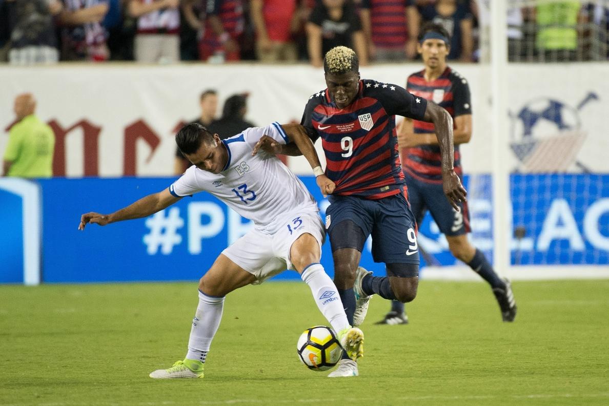 Estados Unidos y Costa Rica, con lo mínimo, alcanzan las semifinales