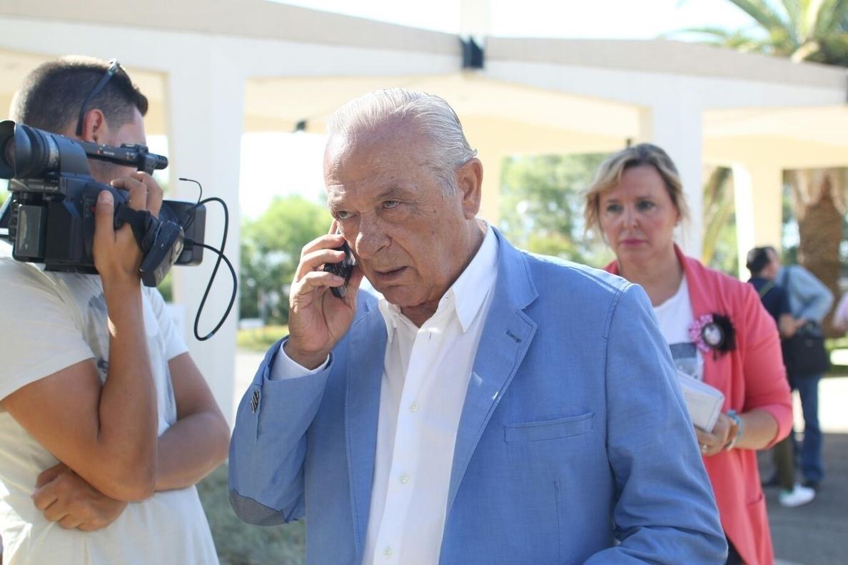 El administrador de la finca en la que murió Blesa: «La presión se cargó Rita Barbera y se ha cargado a Miguel Blesa»