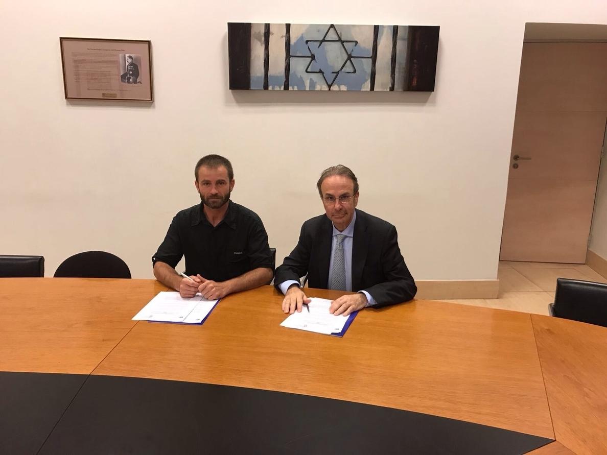 La Cámara de Comercio España-Israel y la Red de Juderías de España alcanzan un acuerdo de colaboración