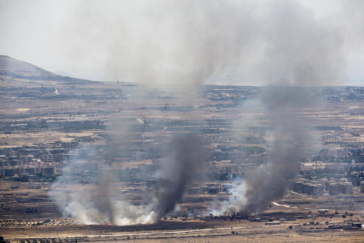 Más de un millar de civiles liberados en Al Raqa, afirman las FSD