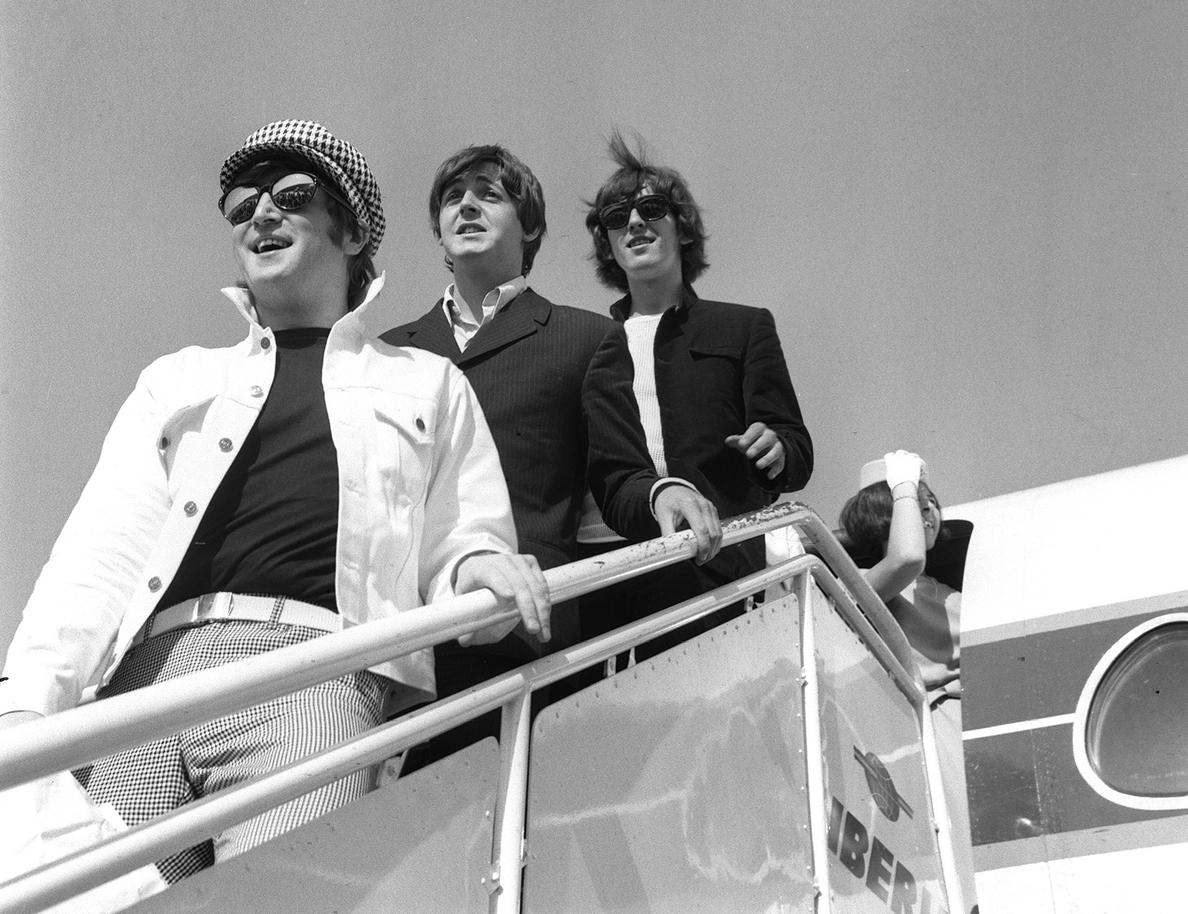 «Imagine» de Lennon y su deseo de un mundo en paz revive en un álbum infantil