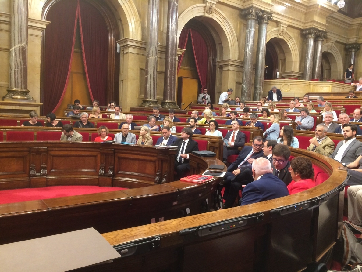 JxSí y la CUP podrían perder la mayoría en el Parlament si hay elecciones, según el CEO
