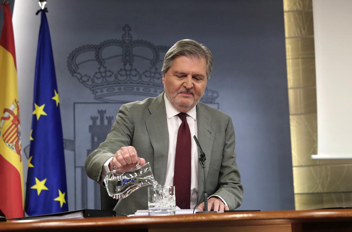 Méndez de Vigo: El acuerdo sobre violencia de género está a punto de cerrarse