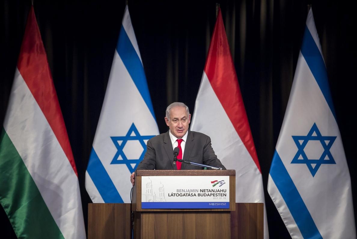 Netanyahu se reunió en secreto con el representante de Emiratos Árabes en 2012