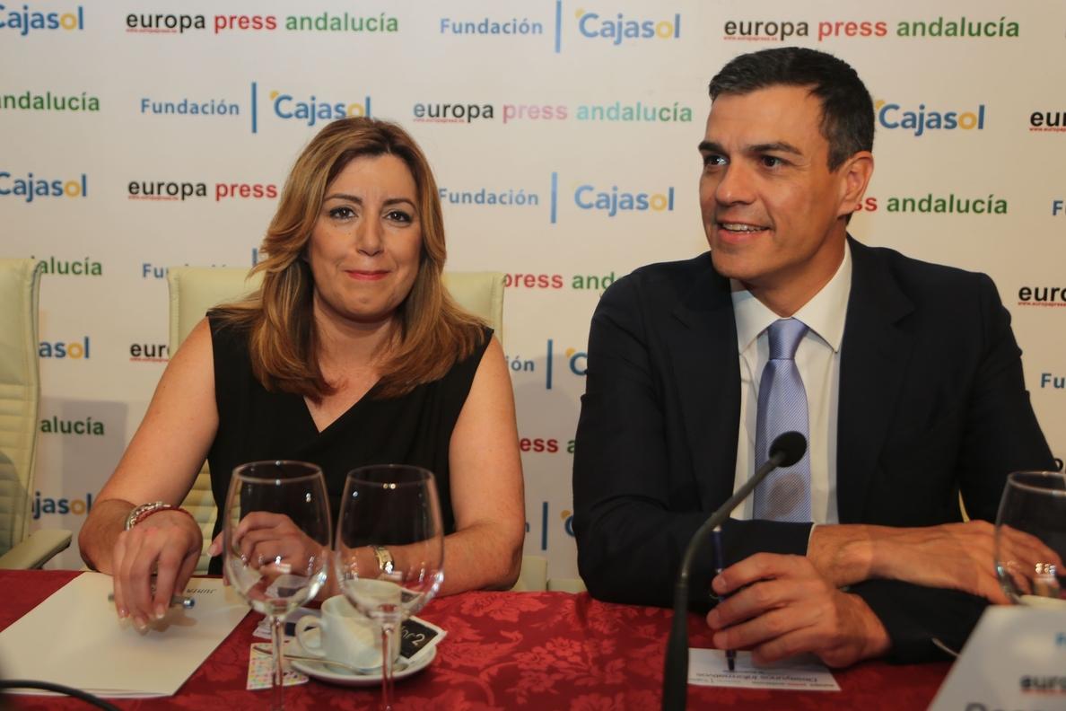 Sánchez confirma su asistencia a los congresos socialistas de Valencia y Andalucía