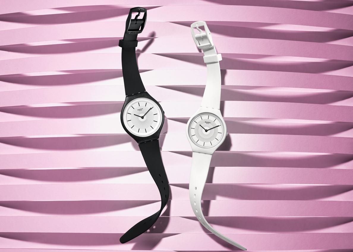 El grupo relojero Swatch gana 243 millones en el primer semestre, un 7,17% más