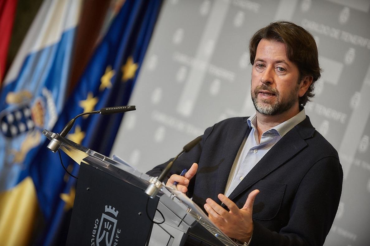 Alonso (CC) aboga por ampliar el «perímetro de conversaciones» a NC y PSOE