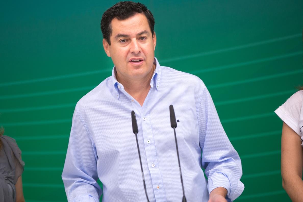 Moreno sobre el impuesto de sucesiones: «O lo quita Susana Díaz o lo quito yo desde la Presidencia de la Junta»