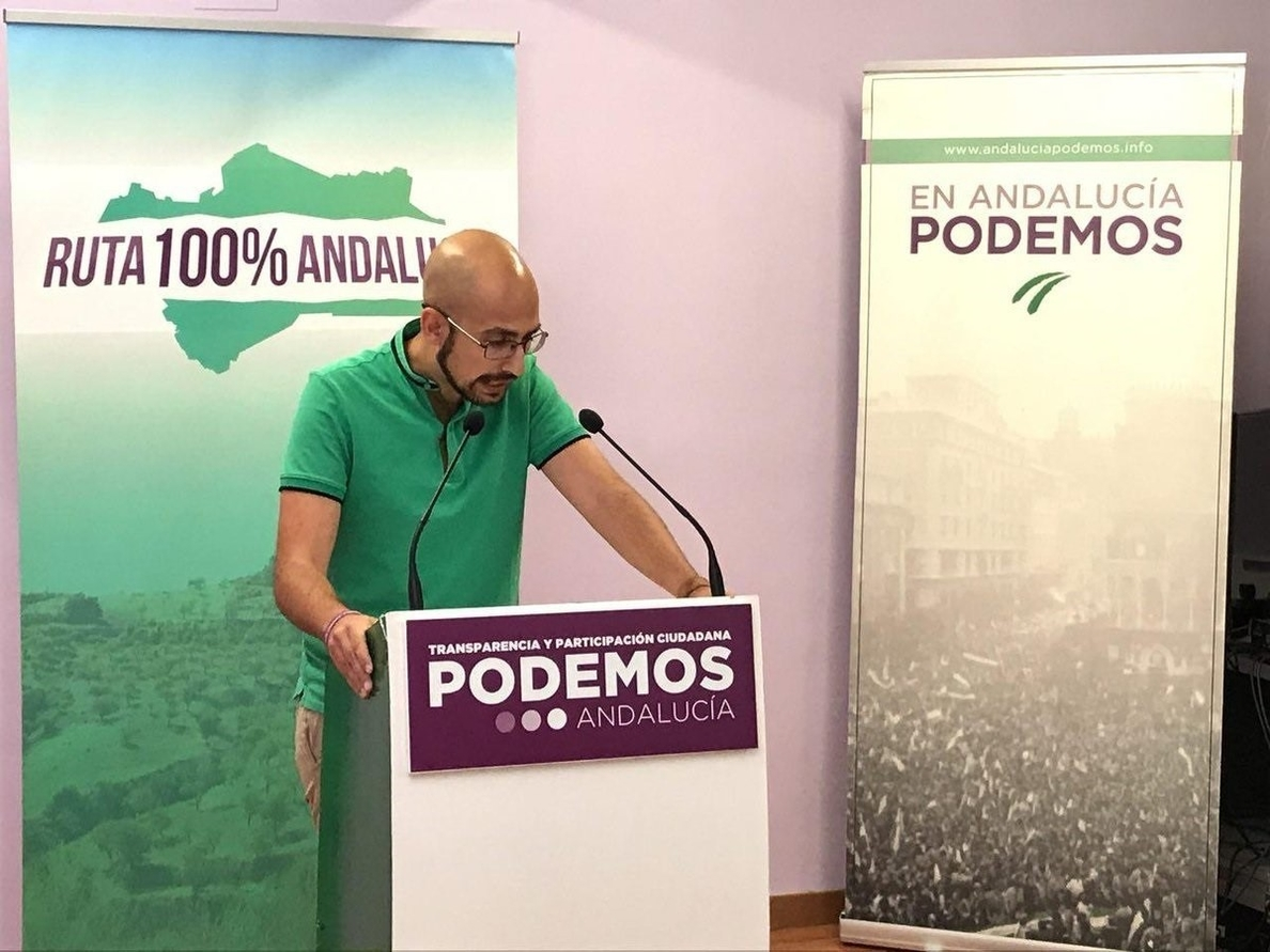 Podemos Andalucía llama a votantes del PSOE a «una alternativa de confluencia» ante la «falta de proyecto» de Díaz