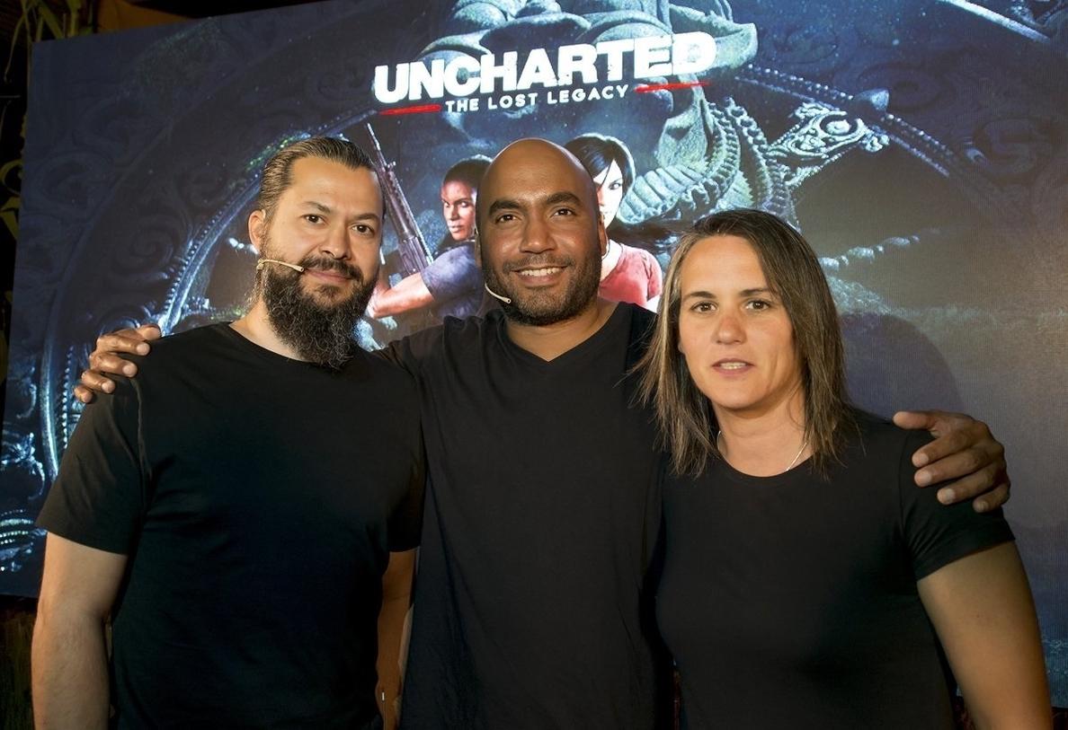 Almudena Soria (Naughty Dog): «Las desarrolladoras buscan el talento español porque sabemos trabajar en muchas áreas»