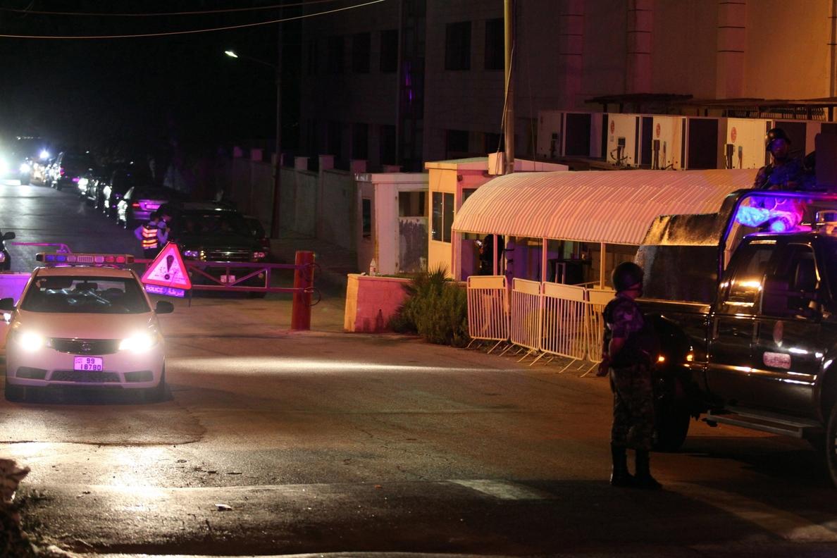La Fiscalía jordana inicia una investigación del incidente en la embajada israelí