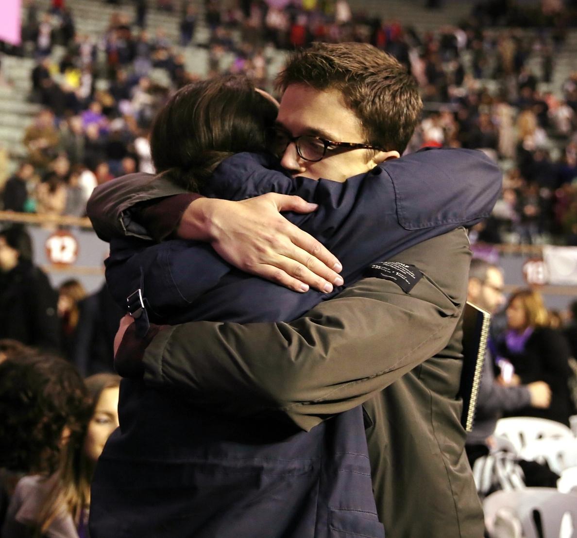 El objetivo de Podemos para este año: ganar la Comunidad de Madrid