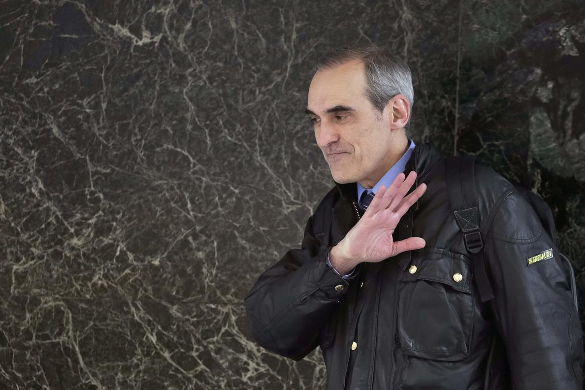 Luzón asistirá a la declaración de Rajoy por «cortesía institucional»