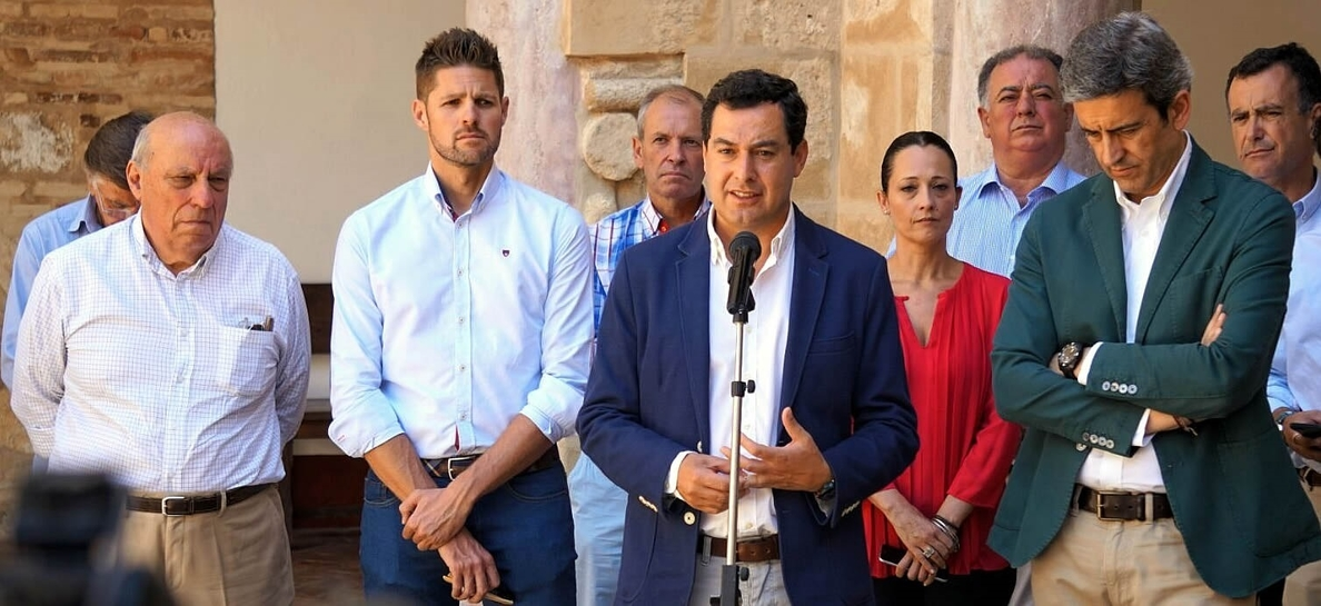 PP-A, «partidario» de levantar medidas cautelares sobre 35 horas, culpa a Díaz por preferir «buena bronca» a dialogo