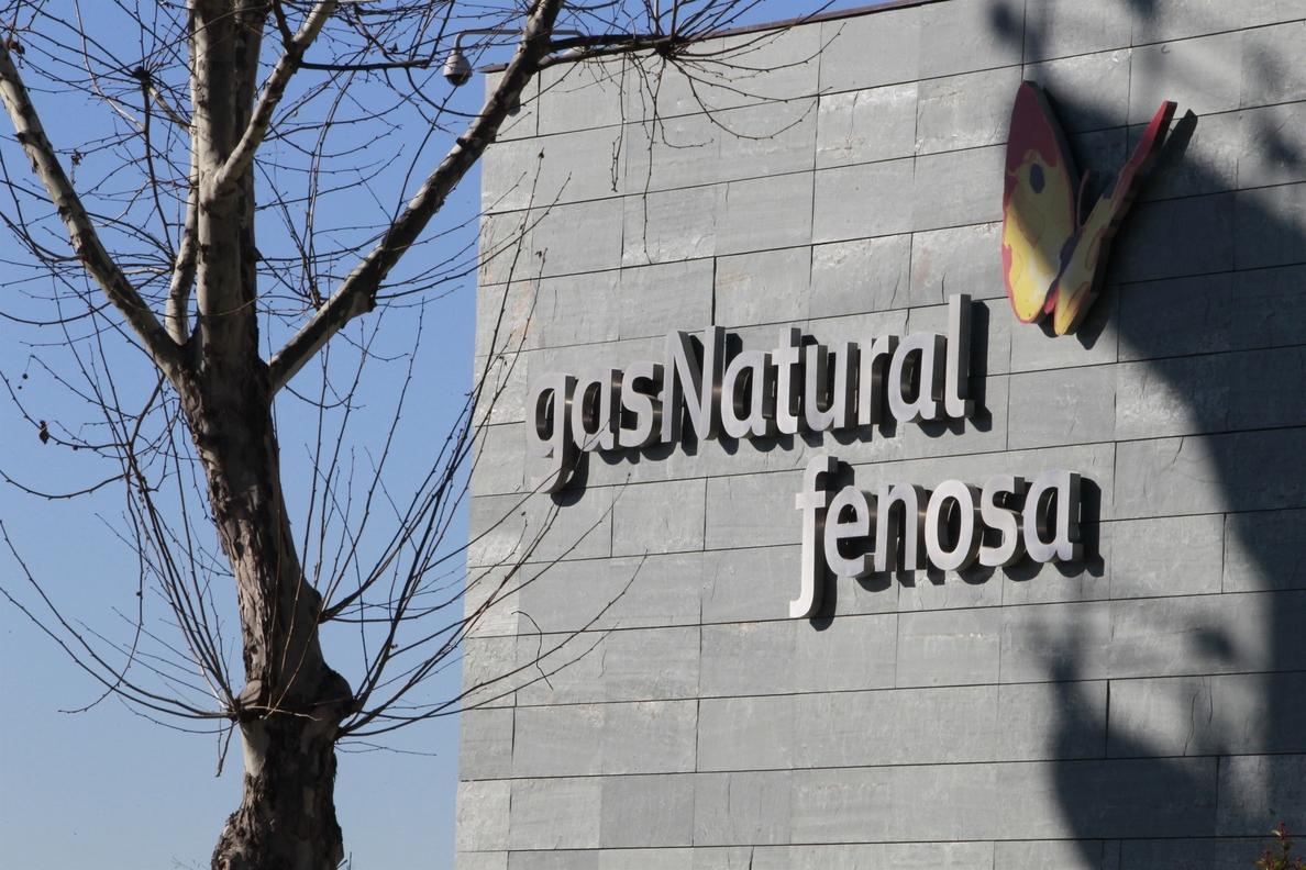(Amp.) Gas Natural Fenosa gana 550 millones a junio, un 14,7% menos, lastrado por negocio eléctrico en España