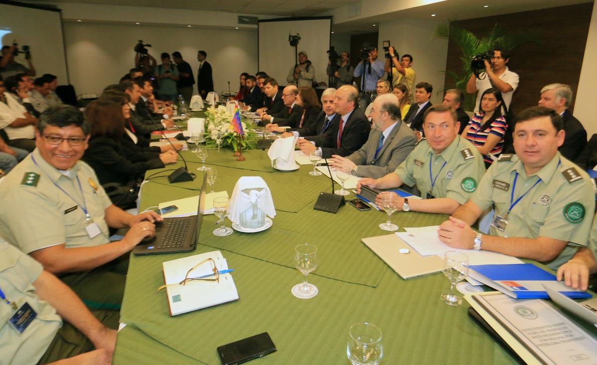 Bolivia y Chile alcanzan «múltiples» acuerdos de cooperación fronteriza