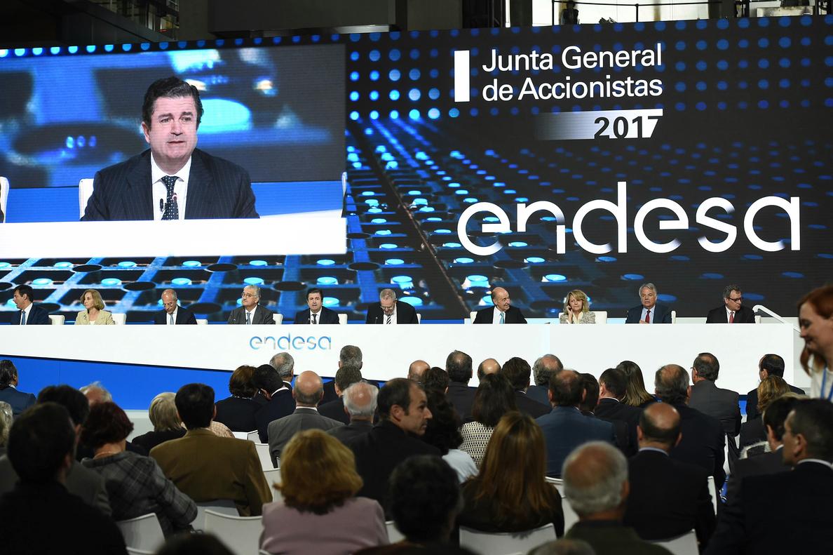 Endesa ganó un 18 % menos por los altos precios en el mercado mayorista