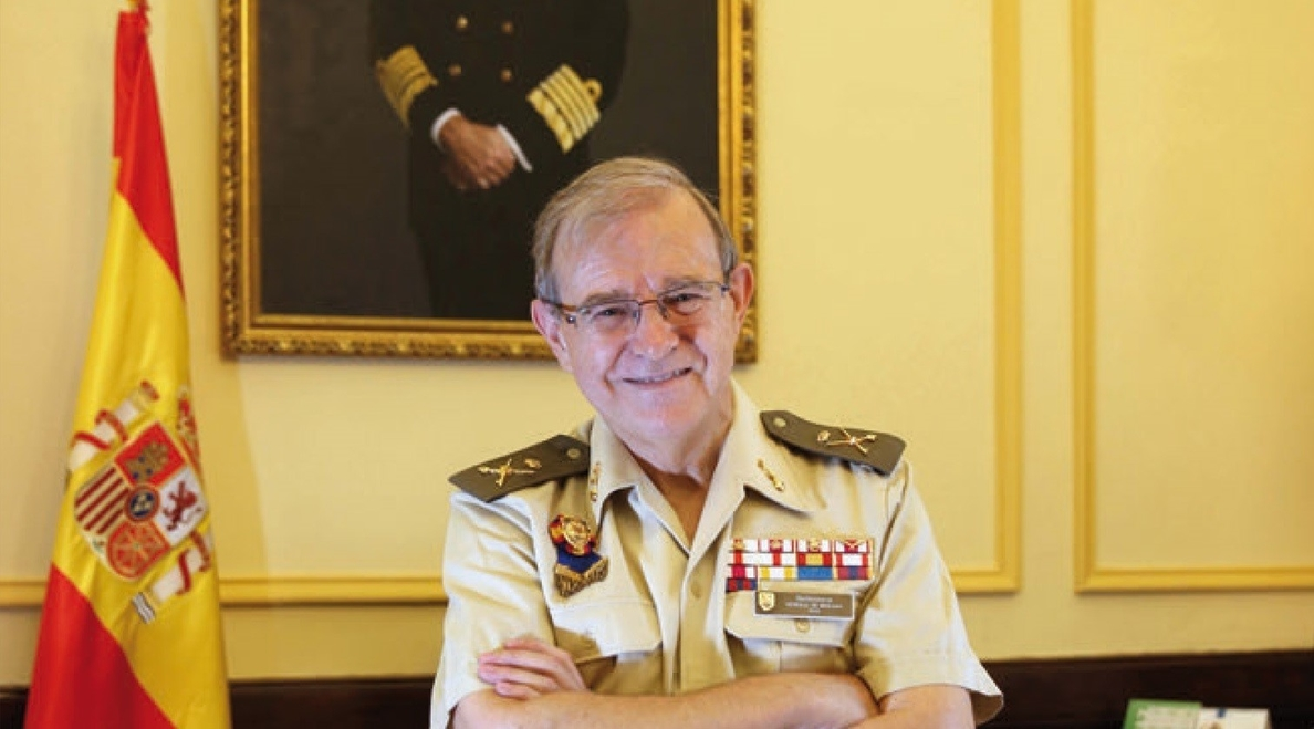 El general Ballesteros cree que Corea del Norte puede usar armas nucleares si ve amenazada su «propia supervivencia»