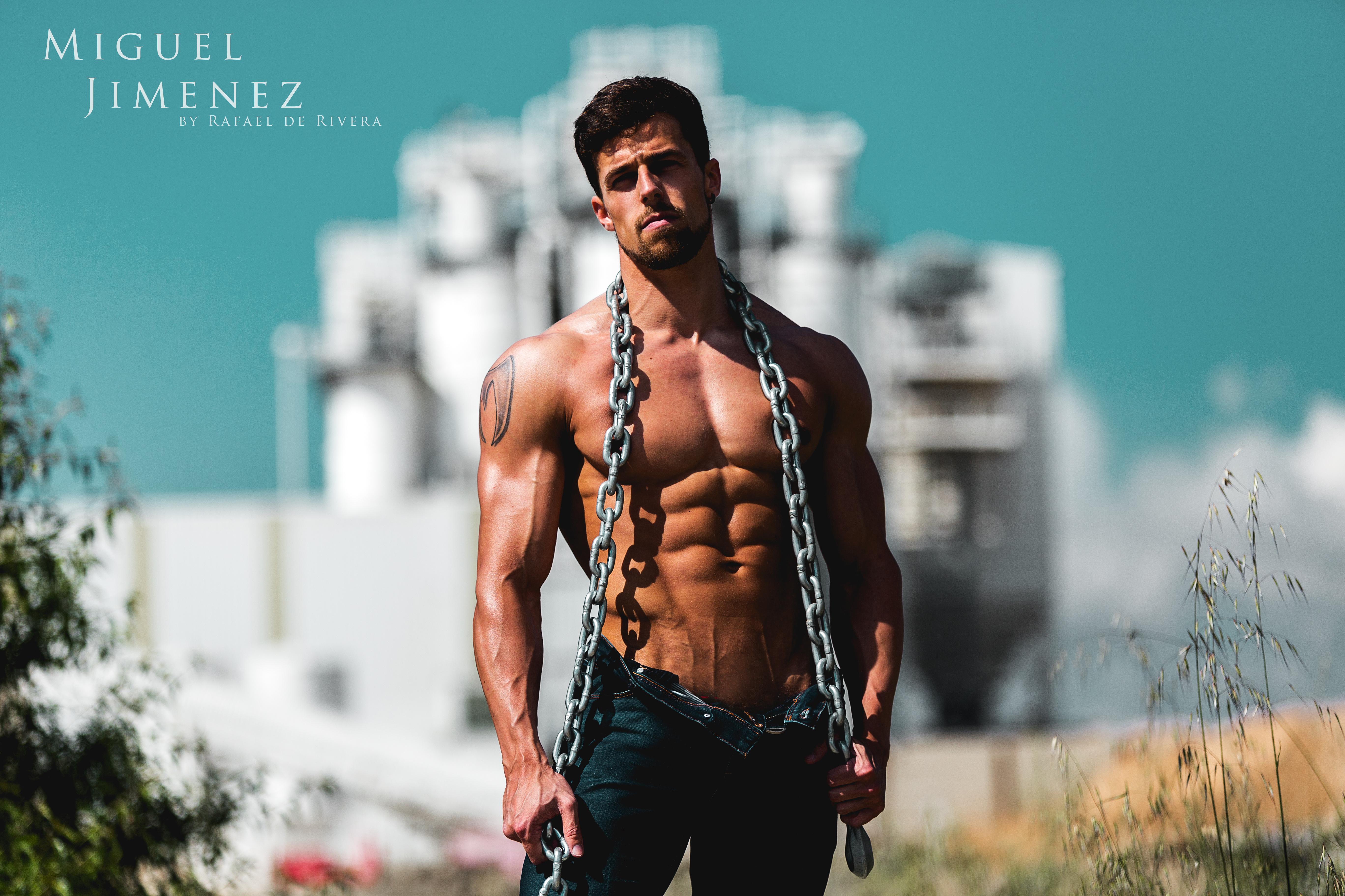 Gurús del gimnasio en Instagram, parte III: Miguel Jiménez