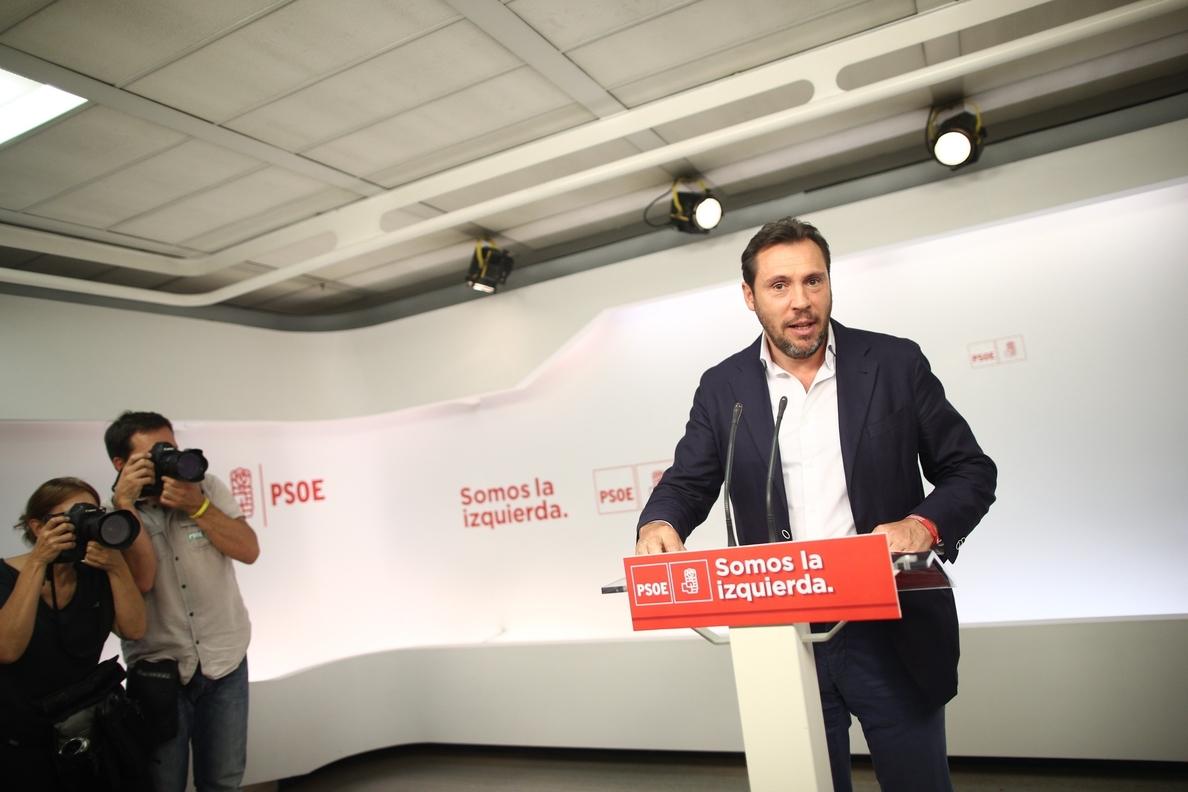 El PSOE llama a «atajar» el problema de origen del conflicto de El Prat, que es la precarización