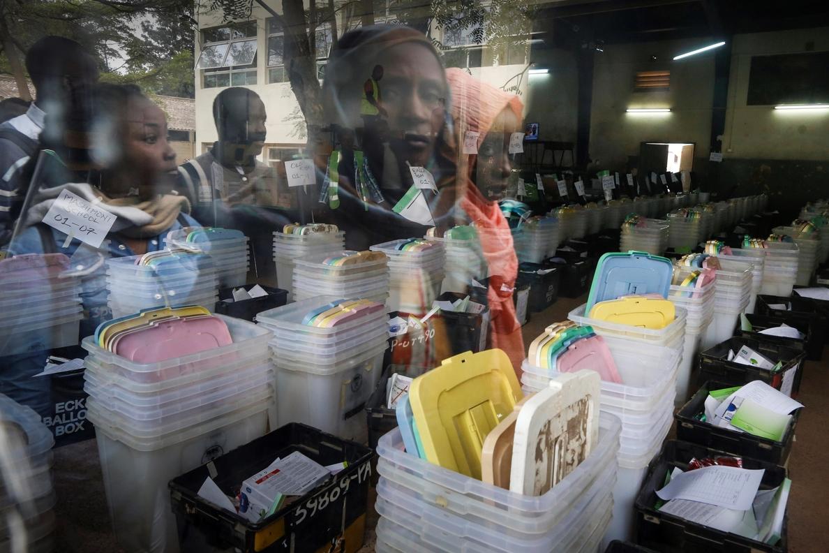 La Policía se despliega en Kenia en previsión de protestas contra las elecciones
