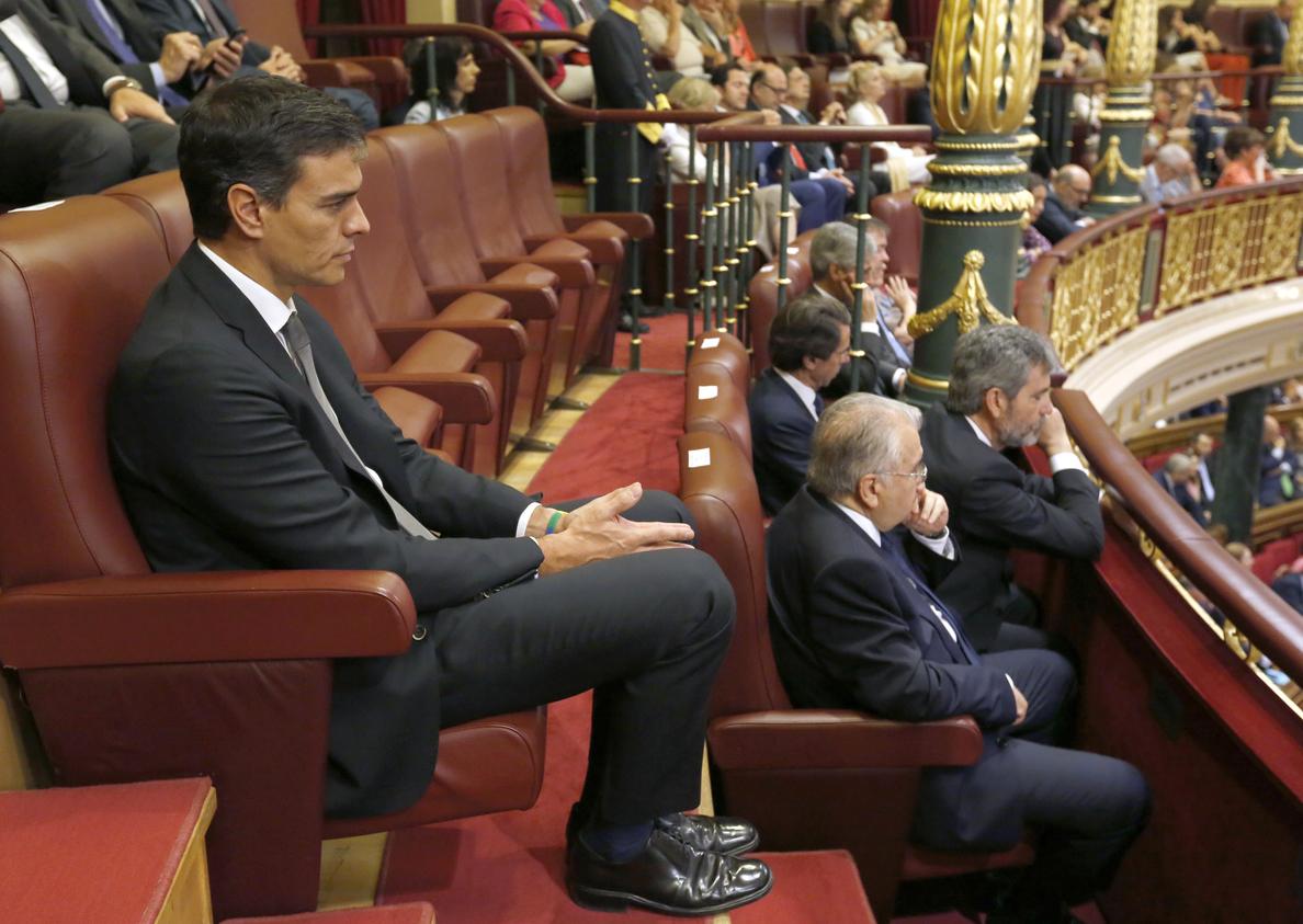 Políticos sin escaño