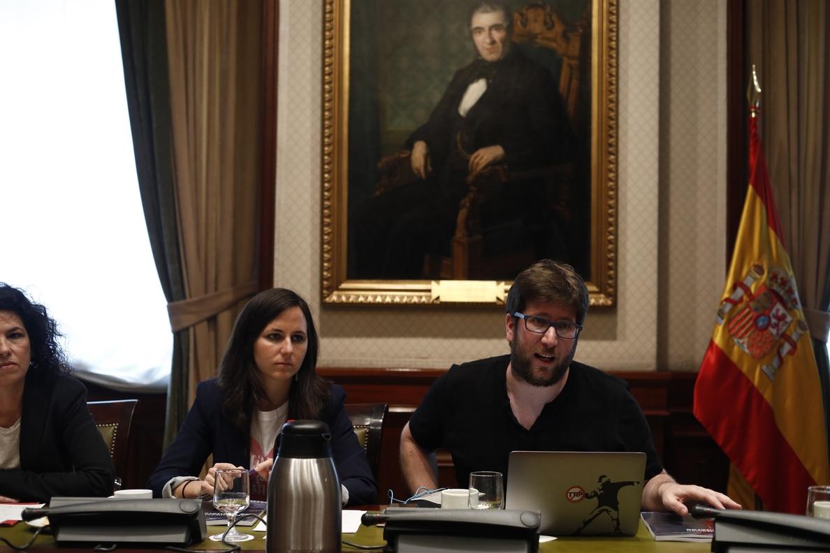 Urbán cree que es «pronto» para saber si el pacto en C-LM con PSOE es extrapolable y necesita «un debate profundo»