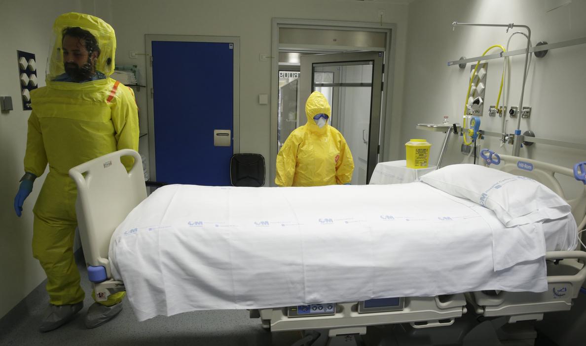 Los médicos del ébola en España: con la vacuna ya no estamos indefensos