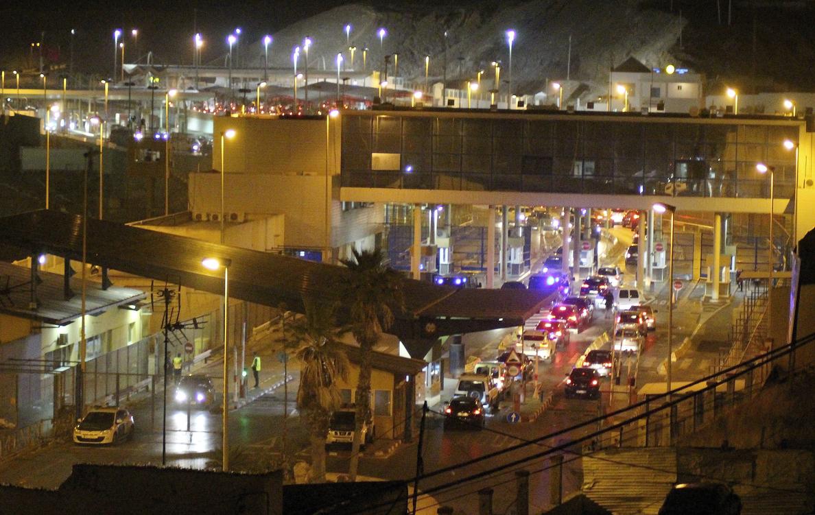 Marruecos frena otros dos intentos de asalto a la carrera de frontera Ceuta