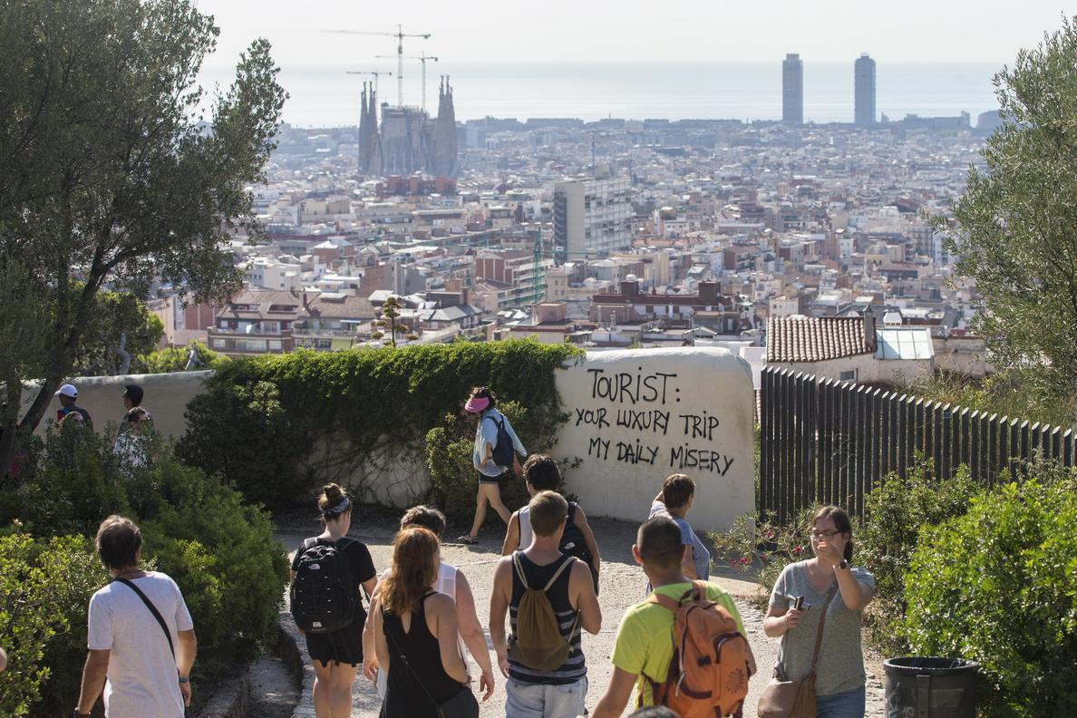 «Turismofobia»: debate en la calle, alarma en las administraciones