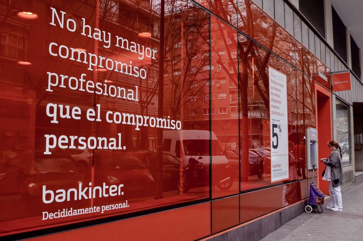 (Ampl.) Bankinter lanza la firma a distancia para la contratación de depósitos