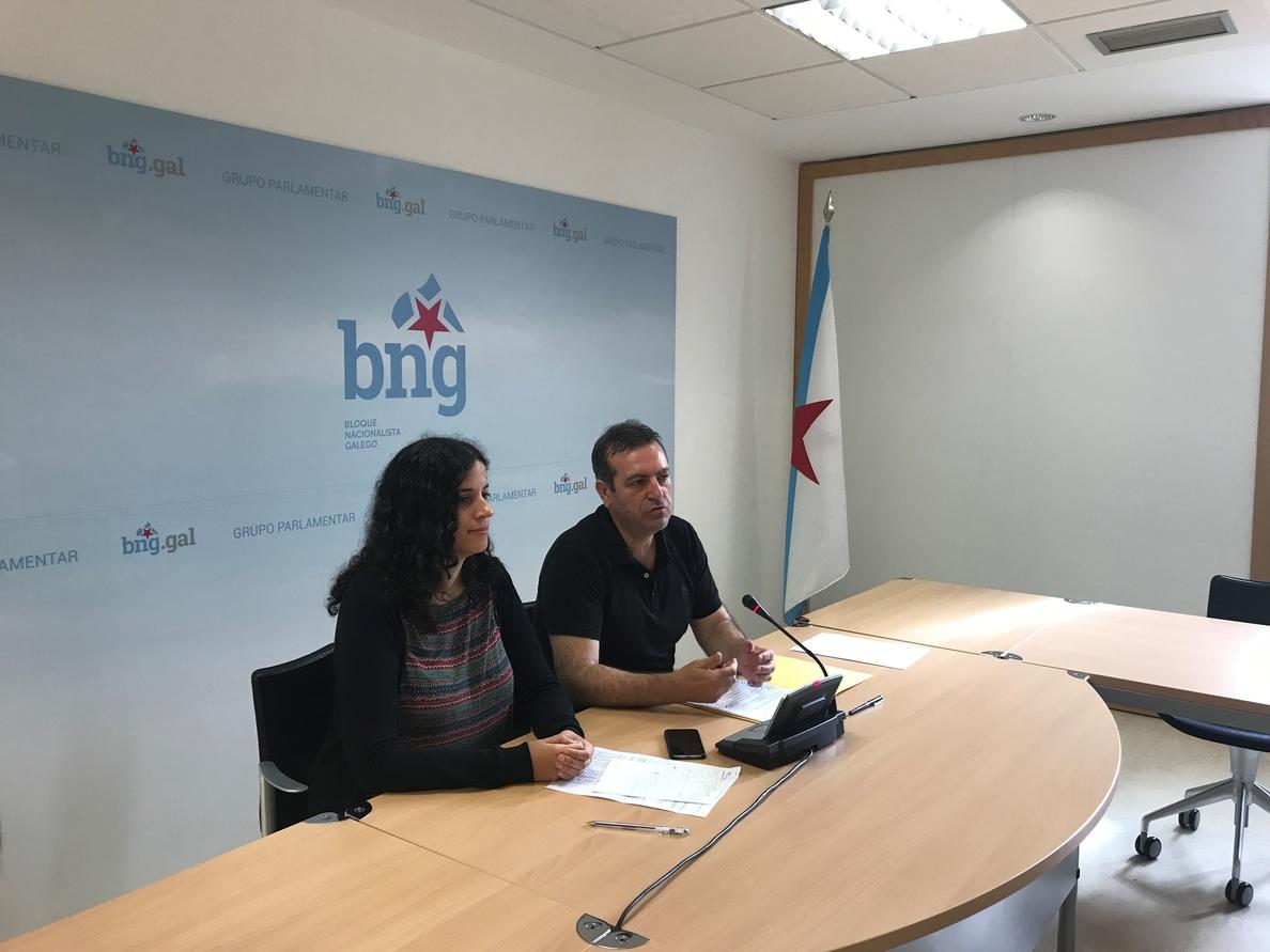 BNG vincula el nuevo plan de transporte a «intereses ocultos» y pide una auditoría y la documentación sobre el proceso