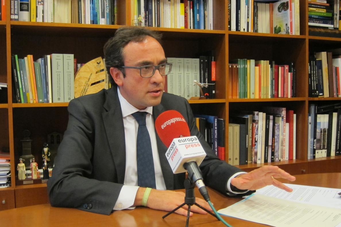 Cataluña pide que el Consejo de Ministros se reúna esta semana para acelerar el laudo y acabar con la huelga