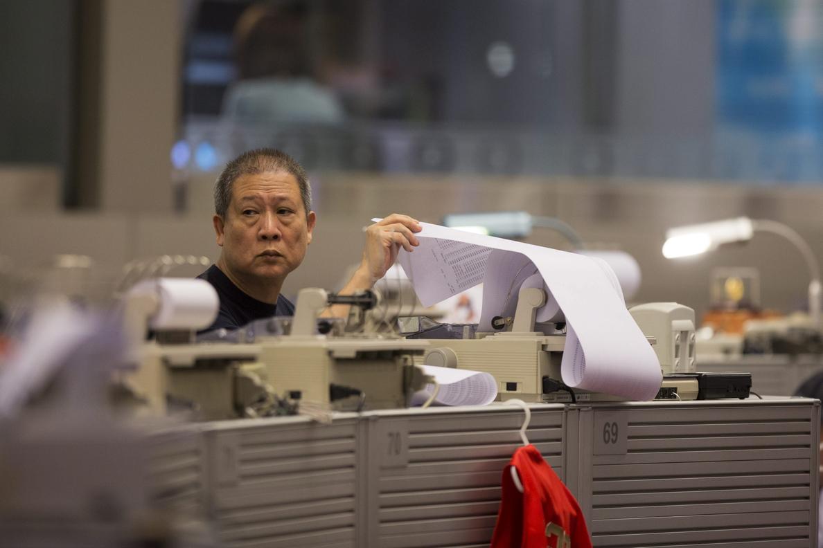 El Hang Seng sube el 1,17 % a media sesión