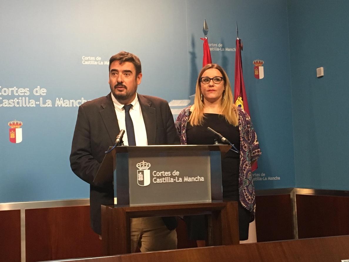 PSOE y Podemos CLM retiran la enmienda sobre la carrera de altos cargos funcionarios pero la renegociarán con sindicatos