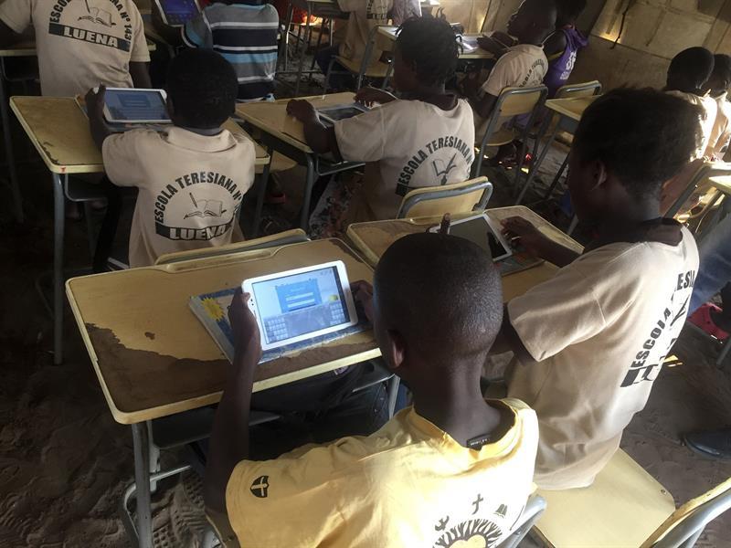 Profuturo: educación digital española para 3,8 millones de niños en 23 países